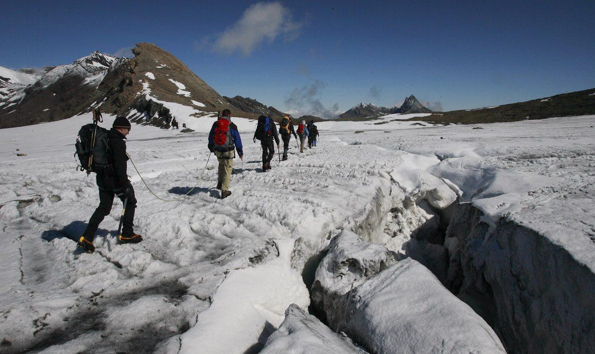 Beweg-Gründe zur Alpenüberquerung