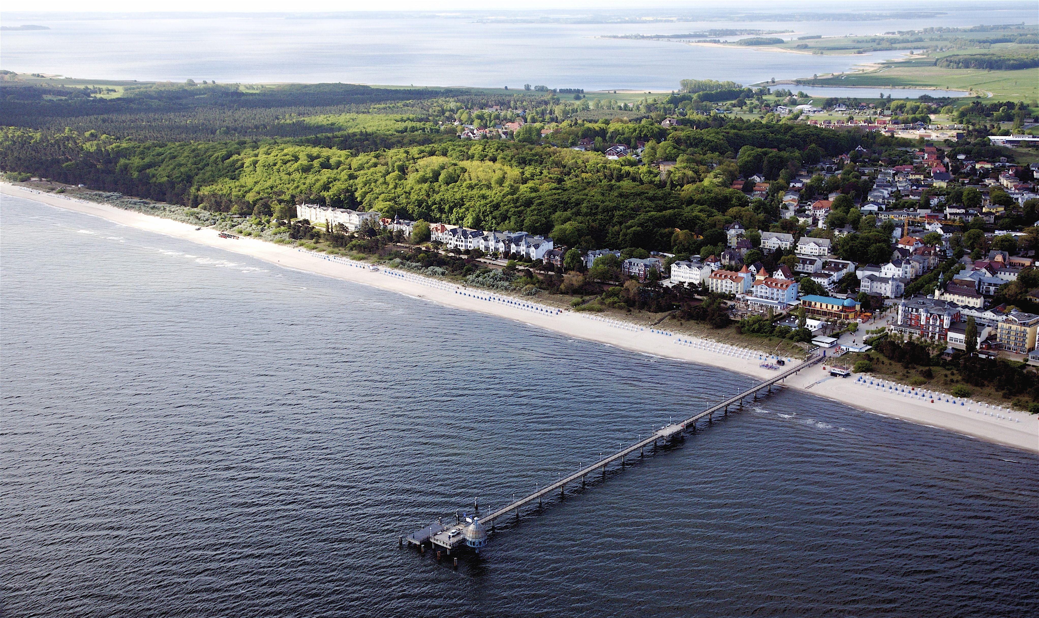 Ostseebad Zinnowitz – Urlaub für die Sinne