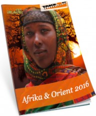 TAKE OFF - Afrika & Orient 2016