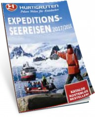 Hurtigruten - EXPEDITIONS-SEEREISEN 2017/2018
