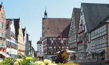 Charmant und romantisch – Oettingen, die Residenzstadt im Ries