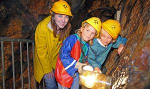 Bergwerk Kinder