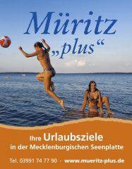 Müritz  - Ihre Urlaubsziele in der Mecklenburgischen Seenpla